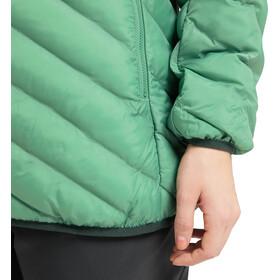 Haglöfs Särna Mimic Capucha Mujer, verde